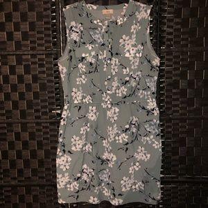 Super cute LOFT Floral dress xl 1x